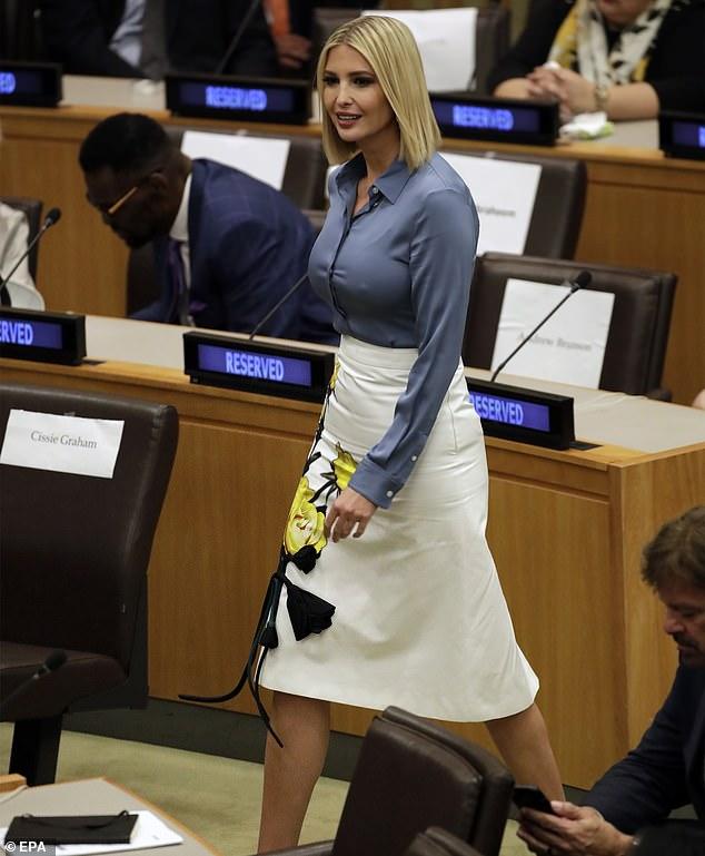 عکس های جذاب از دختر ترامپ (ایوانکا ترامپ)