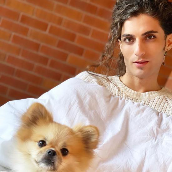 بیوگرافی شهاب شیری (همجنسگرا و ترنس مشهور ایرانی)