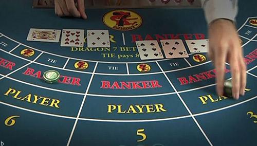 برنده شدن در بازی باکارات و بردن 50 میلیون جایزه