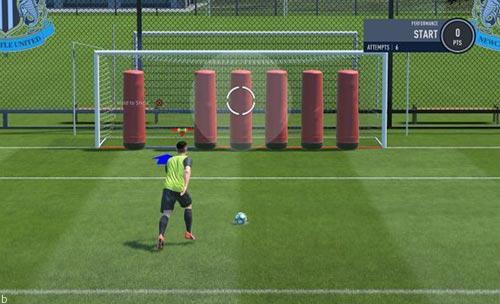 بهترین روش پنالتی زدن در فیفا 20 (FIFA20)