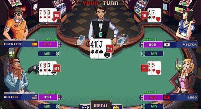 ترفند برد 90 میلیونی در بازی بلک جک زنده (100% تضمینی)
