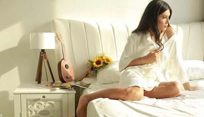بیوگرافی رها وانتونز خواننده ی زیبای زن و رابطه با سامی لو (+عکس)