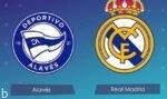 فرم پیش بینی بازی رئال مادرید و آلاوز لالیگای اسپانیا
