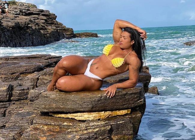 بیوگرافی الساندرو آلوز لیما Alessandra Alves Lima بدنساز معروف امریکایی (+عکس داغ)